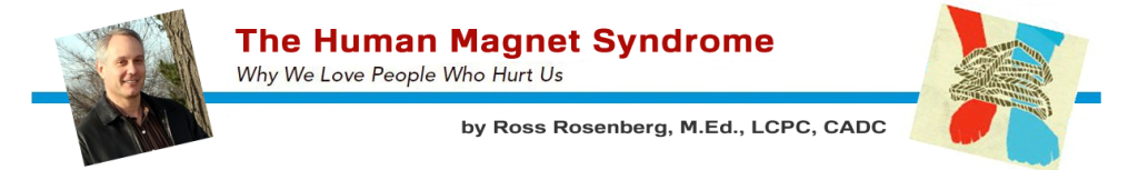 The Human Magnet Syndrome by Ross Rossenberg