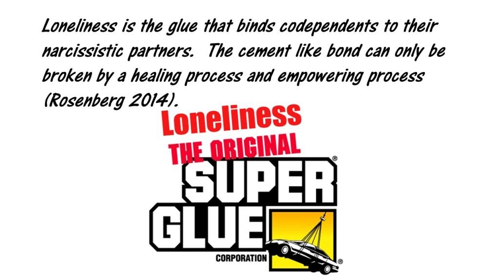 loneliness slide
