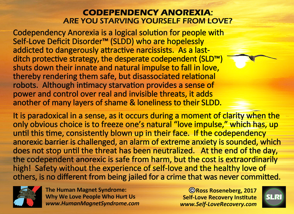 Codependency Anorexia