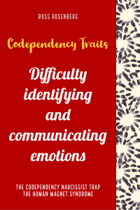 Difficulty identifying and communicating emotions
