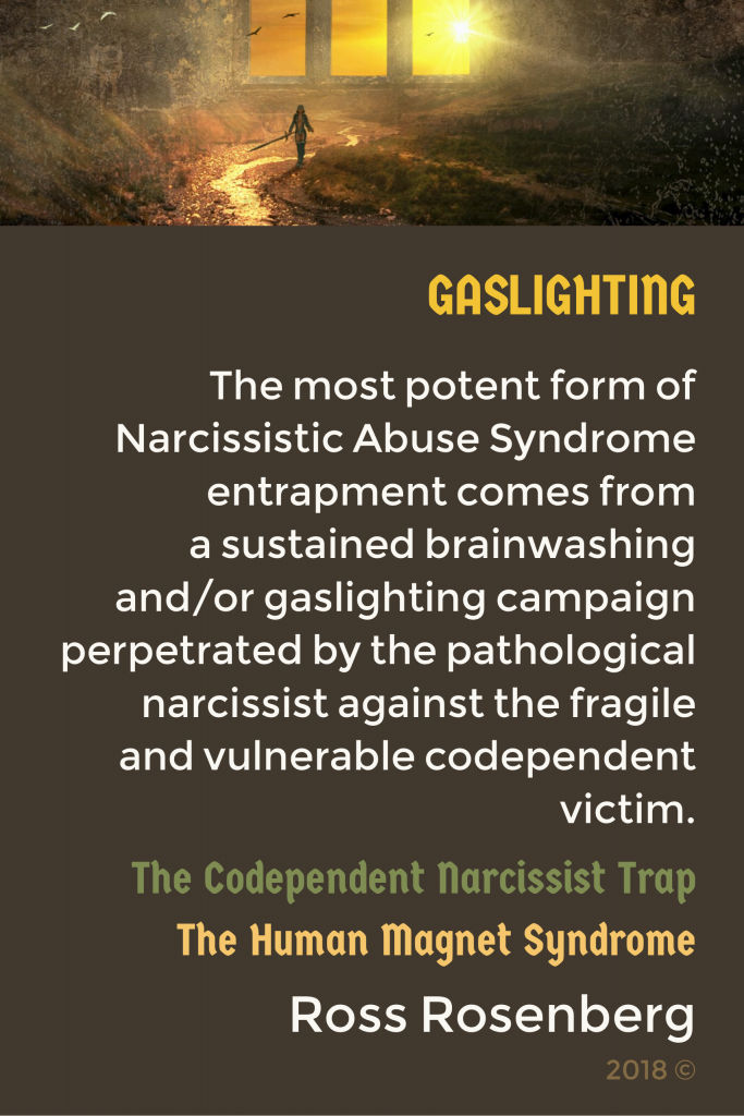 narcissistic abuse syndrome