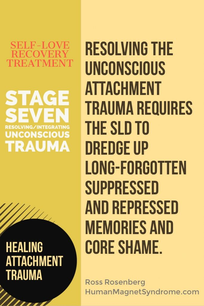 codependency cure attachment trauma childhood trauma