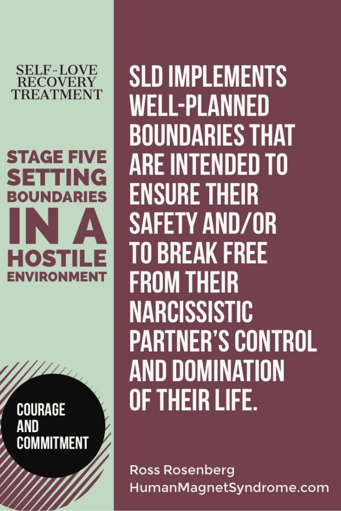 setting boundaries narcissistic abuse
