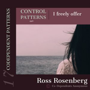 Codependent patterns