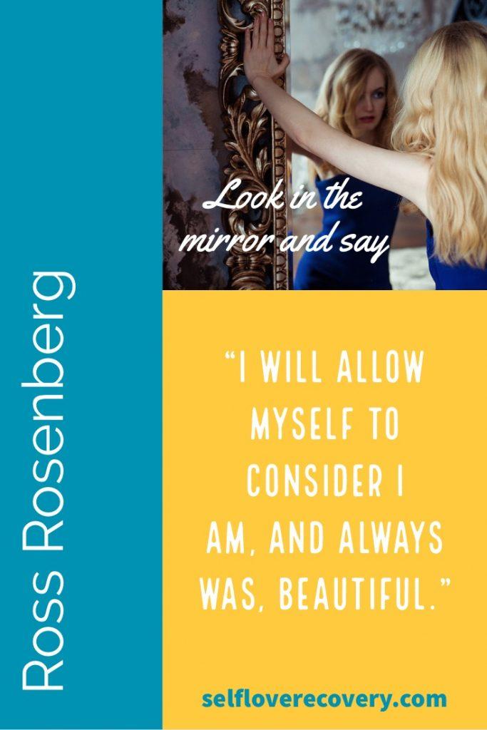 Ross Rosenberg self-love