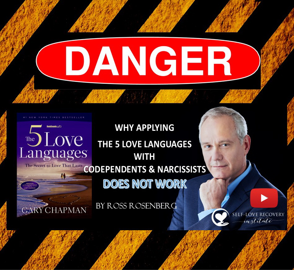 Ross Rosenberg & The Five Love Languages